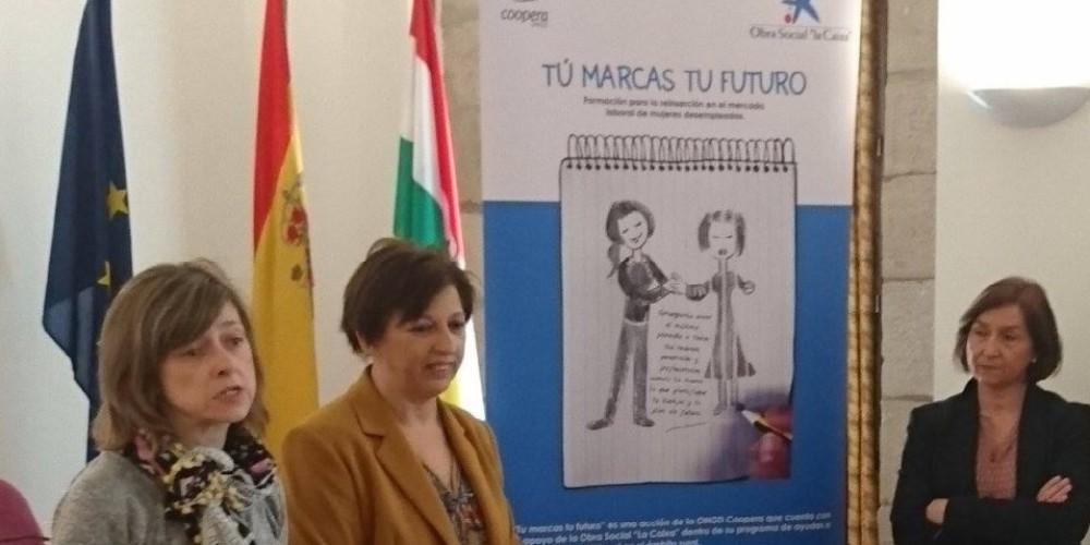 """CURSOS GRATUITOS """"TÚ MARCAS TU FUTURO"""" PARA MUJERES DESEMPLEADAS"""